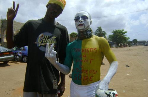 Article : Togo ! Afrique du sud 2013  le Togo se qualifie! les rues engourdies et le plaisir mitigé