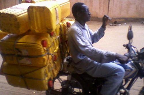 Article : Togo : problème d'essence frelaté ! De l'opération entonnoir, jusqu'à exaction
