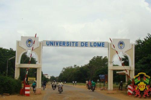 Article : Togo ! Rentrée Universitaire 2012-1013 Université de Lomé innove avec l'inscription en ligne.