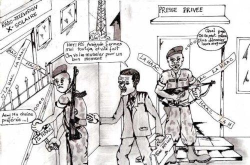 Article : Togo : SOS Médias en danger