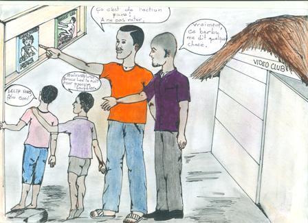 illustration d'AHONSU Kodzo lolo