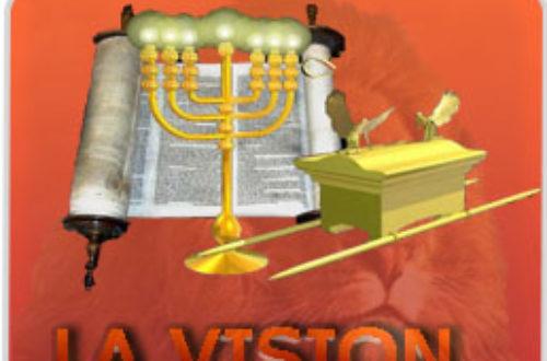 Article : Désire visionnaire ou délire pastoral