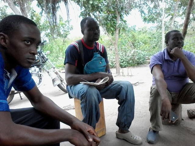 isite d'ICAT Agou pour la création de SCOOPS Casa-Kondo